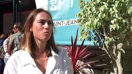 Florence Toumieux, réalisatrice luzienne, à l'honneur au Festival International du Film de Saint Jean-de-Luz