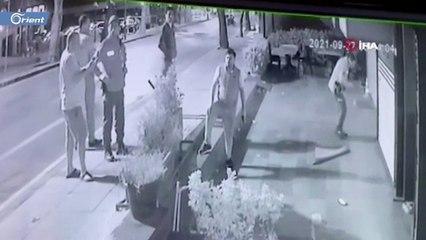 4 لصوص يفشلون باقتحام متجر ساعات فاخرة في إسطنبول