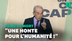 Le vibrant plaidoyer de Robert Badinter contre la peine de mort