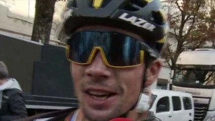 """Tour de Lombardie 2021 - Primoz Roglic : """"Tadej Pogacar was by far the strongest"""""""