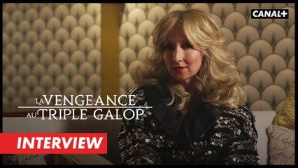 La Vengeance au Triple Galop - Rencontre avec Audrey Lamy