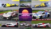 24 hours of Spa 2021 - Huge Multiple Crash Aitken_Estre_Perera_Rigon GT3 - Spa-Francorchamps