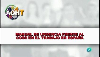 MANUAL DE URGENCIA FRENTE AL COSO EN EL TRABAJO EN ESPAÑA