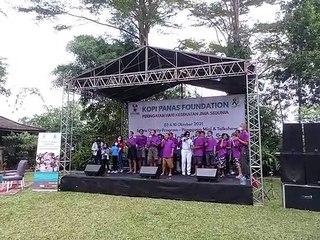 Hari Kesehatan Mental Sedunia, ODGJ Bernyanyi Lagu Rohani