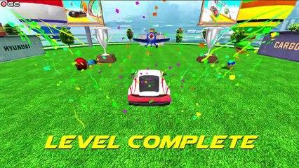 Crazy Car Racing Stunts / Mega Ramp Car Driving Game / Android GamePlay