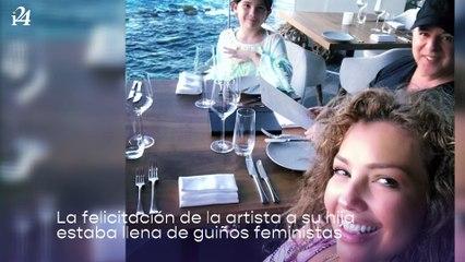 La hija de Thalía cumplió 14 años y ya le preparan su fiesta de 15