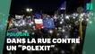 """Contre un """"Polexit"""", des dizaines de milliers de Polonais ont défilé dans les rues"""