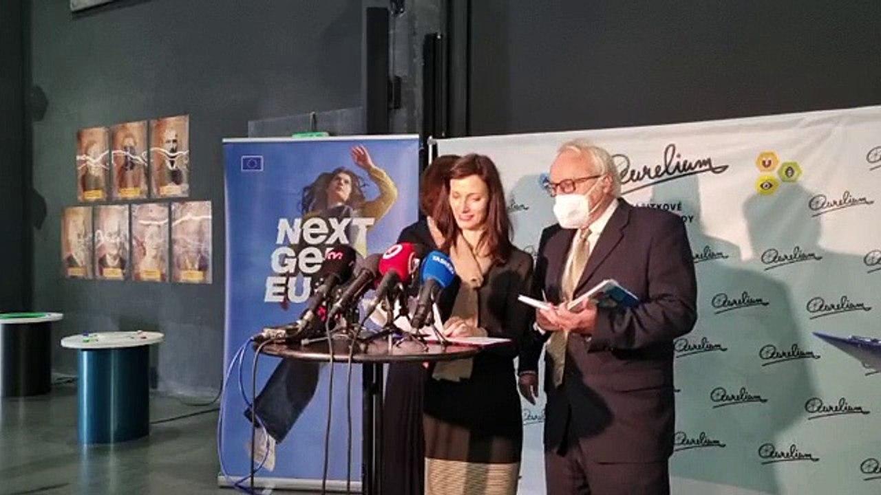 ZÁZNAM: TK eurokomisárky Marije Gabrielovej