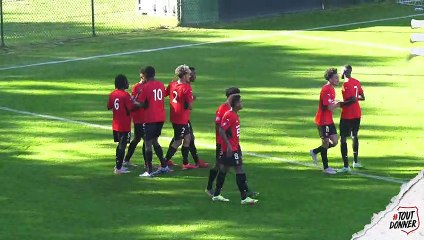 N3. Stade Rennais F.C. / AGD Drapeau-Fougères : le résumé de la rencontre (1-0)