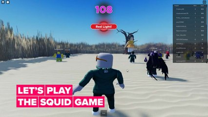 Squid Game's games are extremely popular