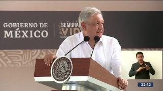 En México ya se invierte en hidroeléctricas: López Obrador
