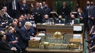 Parlamento britânico homenageia David Amess