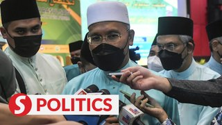 PAS: Let's wait and see if we contest in same seats as Umno and Bersatu