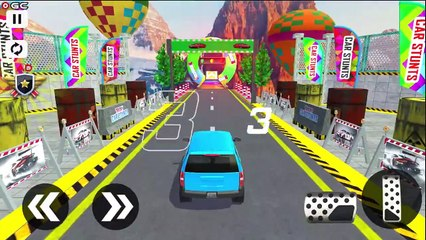 Xtreme Car Stunts 3D Car Games / Car Racing Game / Android GamePlay #3