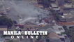 Firefighters at scene after small plane hits houses, kills two in California