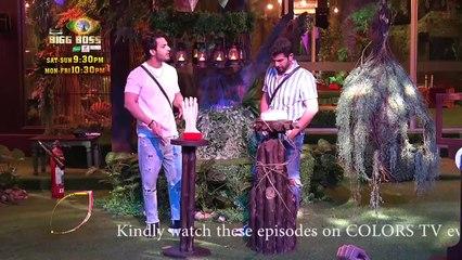 Bigg Boss 15 Update Jay Bhanushali-Umar Riaz, Afsana Khan-Vishal Kotian fight during nomination task