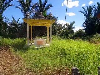 Makam Datuk Setia Indra Tak Terurus