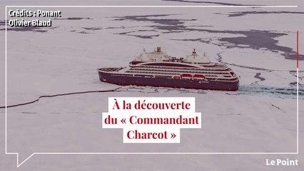 À la découverte du « commandant Charcot »