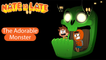 Nate is Late - HALLOWEEN - The Adorable Monster : Full Episode