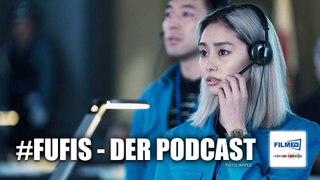 "Shioli Kutsuna aus ""Invasion"" glaubt an Aliens - FUFIS Podcast"