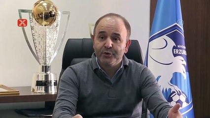 BB Erzurumspor hakem kararlarından şikayetçi