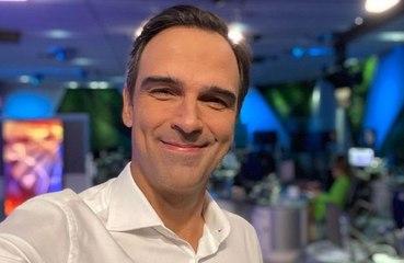 Famosos repercutem notícia sobre Tadeu Schmidt no comando do BBB