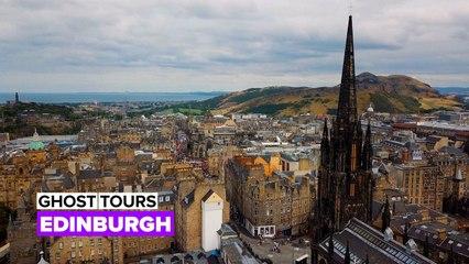 Ghost Tours: Edinburgh, the haunted city