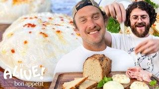 Brad Makes Mozzarella