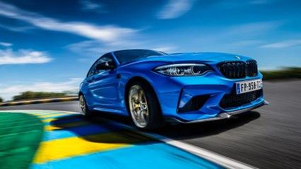 Supertest BMW Serie 2 CS (2021)