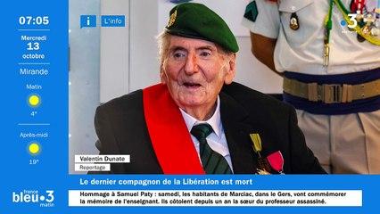 13/10/2021 - Le 6/9 de France Bleu Occitanie en vidéo
