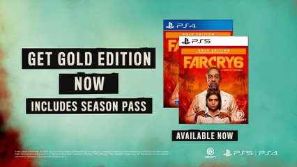 Far Cry 6 - Launch Accolades Trailer PS