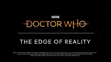 Doctor Who - The Edge of Reality - Gameplay Reveal Trailer PS