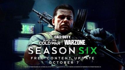 Call of Duty Black Ops Cold War & Warzone – Season Six Battle Pass Trailer PS