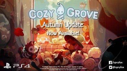 Cozy Grove - Autumn Update PS