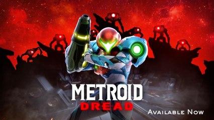 Metroid Dread - Official Accolades Trailer