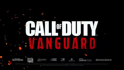Call of Duty - Vanguard – Story Trailer PS