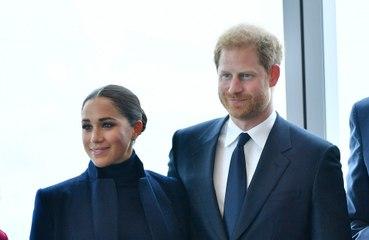 Harry e Meghan anunciam novo emprego no mercado financeiro