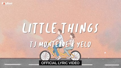 TJ Monterde Ft. YELO - Little Things (Official Lyric Video with Korean Translation)