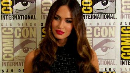 Megan Fox says she suffers from body dysmorphia