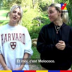 Natoo et Melococo nous font découvrir le centre Athénas   REPORTAGE