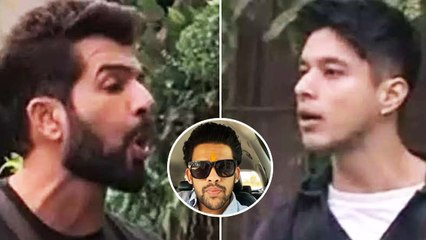 As Pratik Sehajpal Cries After Jay Hurls Abuses, Friend Madhav Makes An Appeal