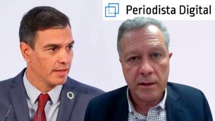 Asís Timermans: Los españoles perciben a Sánchez como el enemigo de la nación
