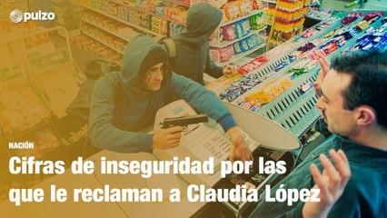 Inseguridad en Bogotá: El 86 % de los ciudadanos no se sienten seguros en las calles   Pulzo
