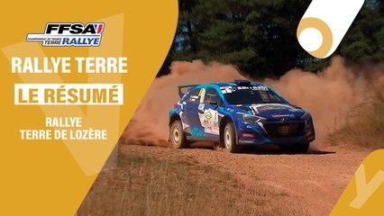Rallye Terre de Lozère - Etape 03
