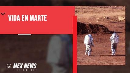ASTRONAUTAS SIMULAN VIDA EN MARTE