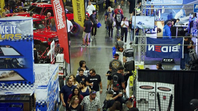 2021 Off Road Expo - Where the Off-Road Nation Comes Together