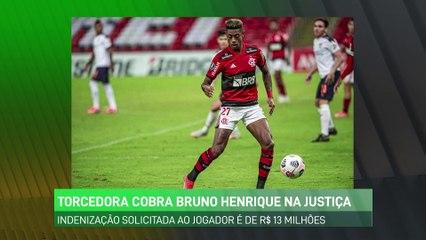 LANCE! Rápido: Flamenguista cobra R$ 13 milhões de Bruno Henrique! - 13.out - Edição 15h