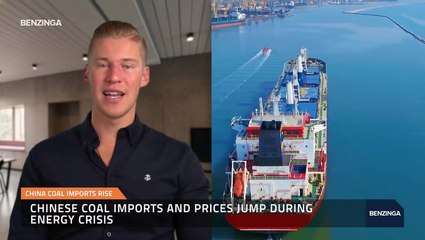 China Coal Imports Rise