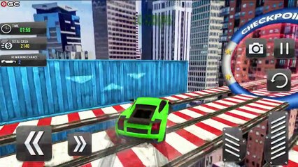 Crazy Car Stunt Racing / New Car Driving Games 2021 / Android GamePlay