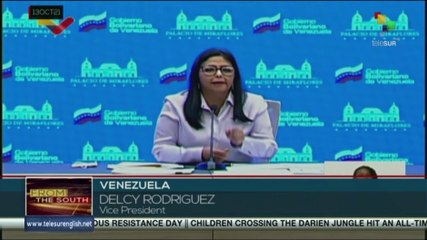 'This was promoted by the Venezuelan opposition '